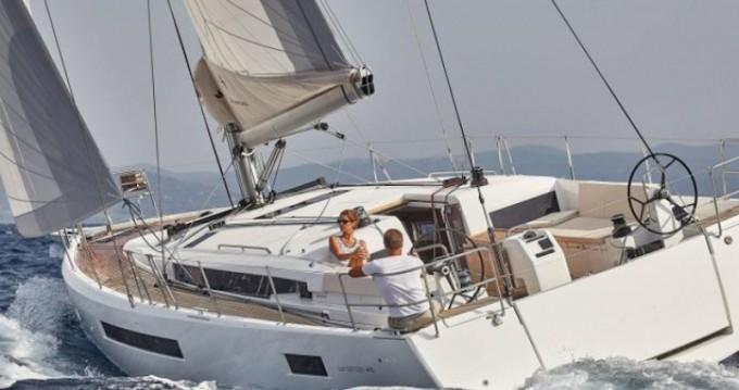 Bootsverleih Volos günstig Sun Odyssey 490