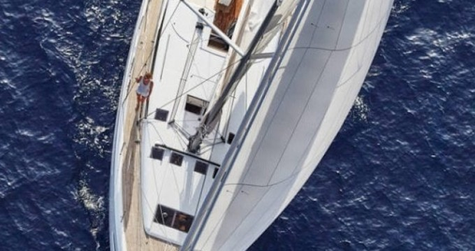 Yacht-Charter in Volos - Jeanneau Sun Odyssey 490 auf SamBoat