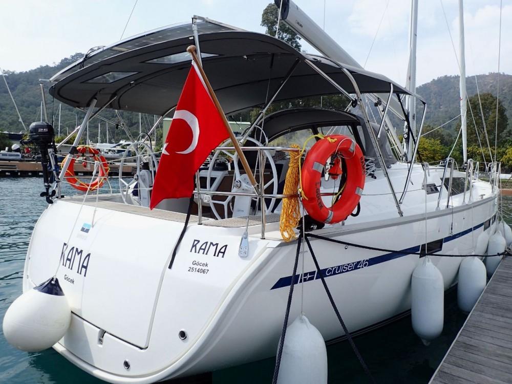 Bootsverleih Muğla günstig Bavaria Cruiser 46 - 4 cab.