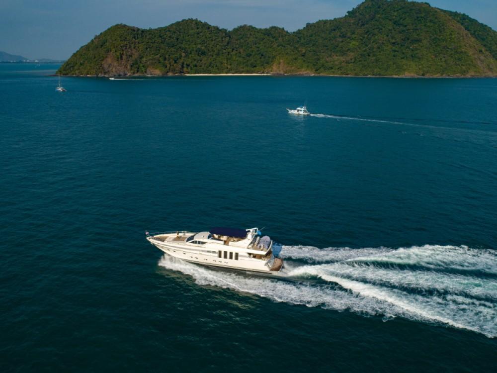 Yachten mieten in Phuket -  Posillipo Technema 82