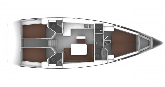 Ein Bavaria Cruiser 46 mieten in Sukošan