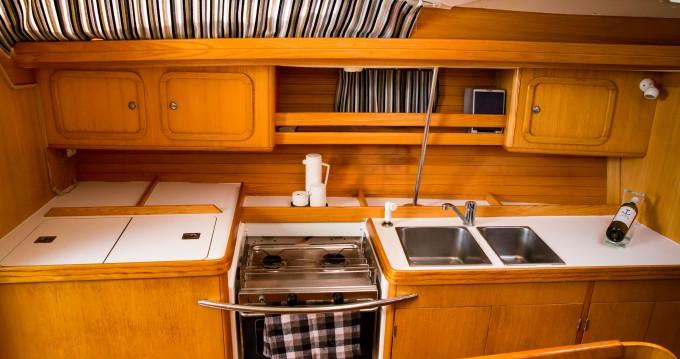 Segelboot mieten in Lefkada - Feeling Feeling Kirie 39