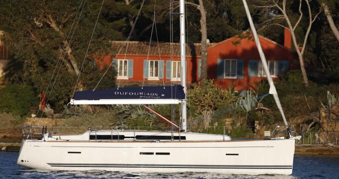 Segelboot mieten in Veruda - Dufour Dufour 405 BM