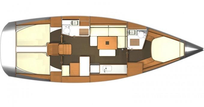 Segelboot mieten in Veruda zum besten Preis