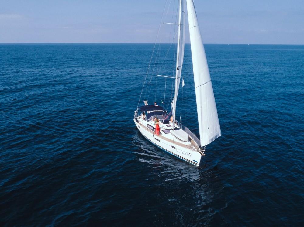 Segelboot mit oder ohne Skipper Jeanneau mieten in Castiglioncello