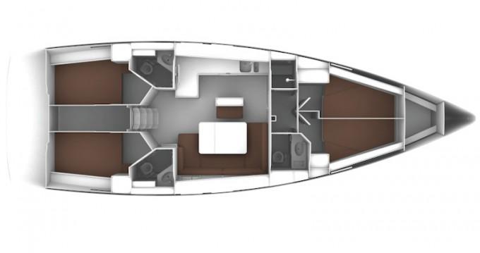 Segelboot mit oder ohne Skipper Bavaria mieten in Radovići