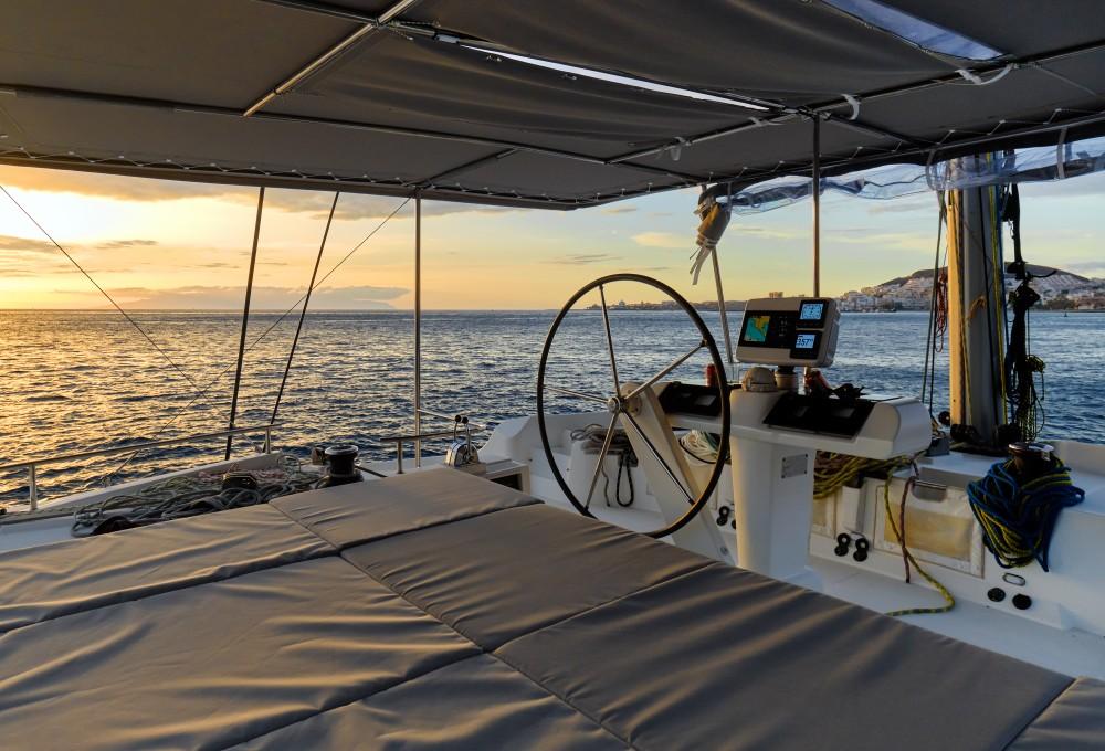 Katamaran mieten in Ibiza Magna - Lagoon Lagoon 52F