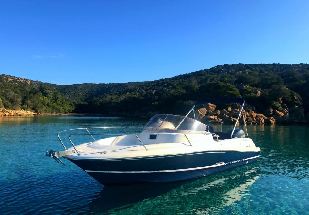 Yacht-Charter in Belvédère-Campomoro - Jeanneau Cap Camarat 715 WA auf SamBoat