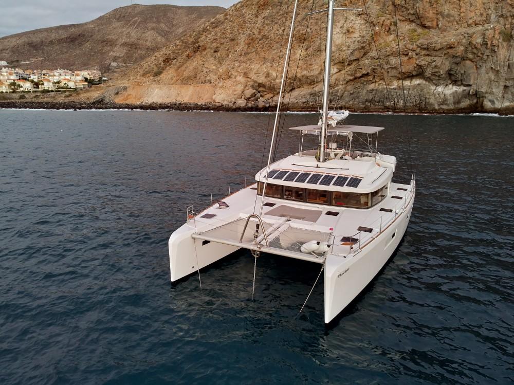 Yacht-Charter in Ibiza Magna - Lagoon Lagoon 52F auf SamBoat