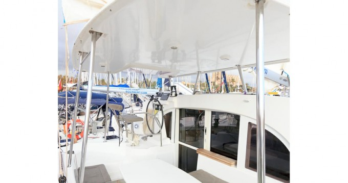 Lagoon Lagoon 380 zwischen Privatpersonen und professionellem Anbieter Palma de Mallorca