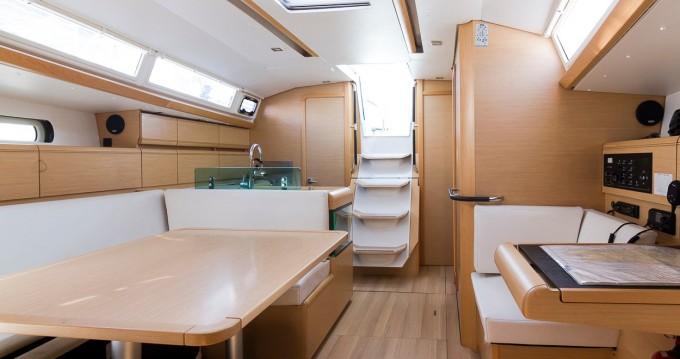 Yacht-Charter in Palma de Mallorca - Jeanneau Sun Odyssey 419 auf SamBoat