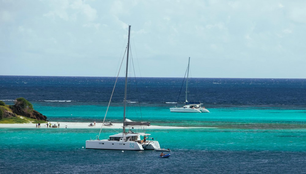 Katamaran mit oder ohne Skipper Lagoon mieten in Ibiza Magna