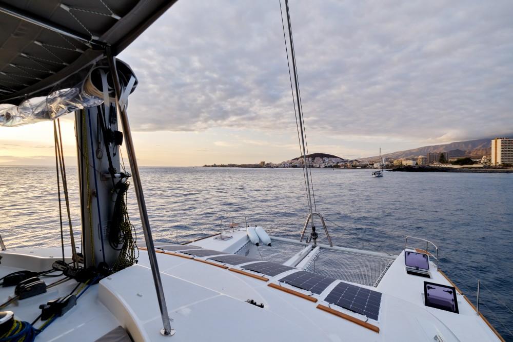 Bootsverleih Ibiza Magna günstig Lagoon 52F
