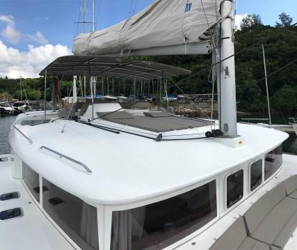 Bootsverleih Lagoon Lagoon 450 F Lefkada (Island) Samboat