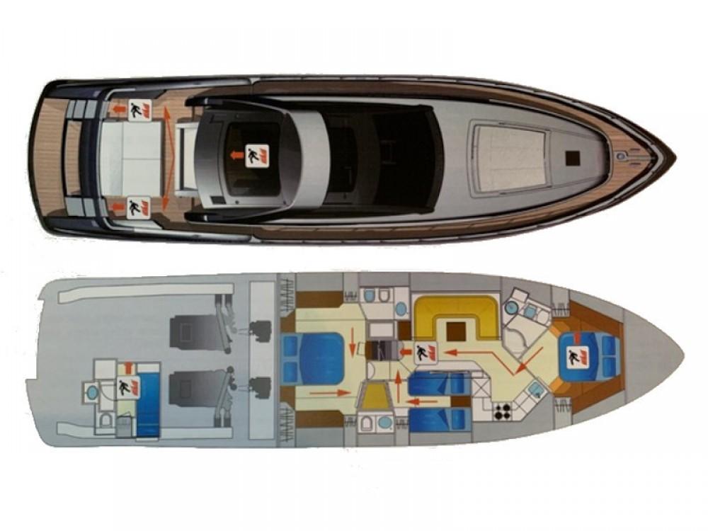 Bootsverleih  Riva 68 Ego Marina Naviera Balear Samboat