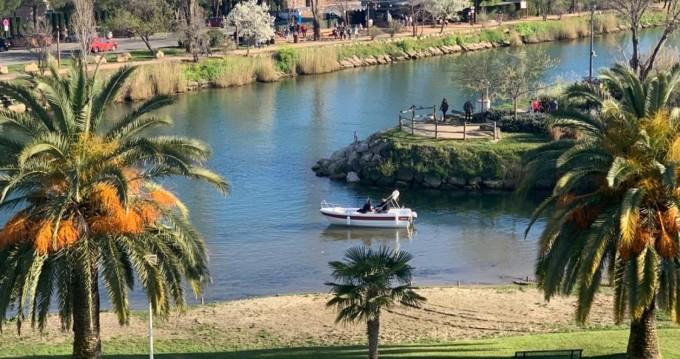 Vermietung Motorboot Selva mit Führerschein