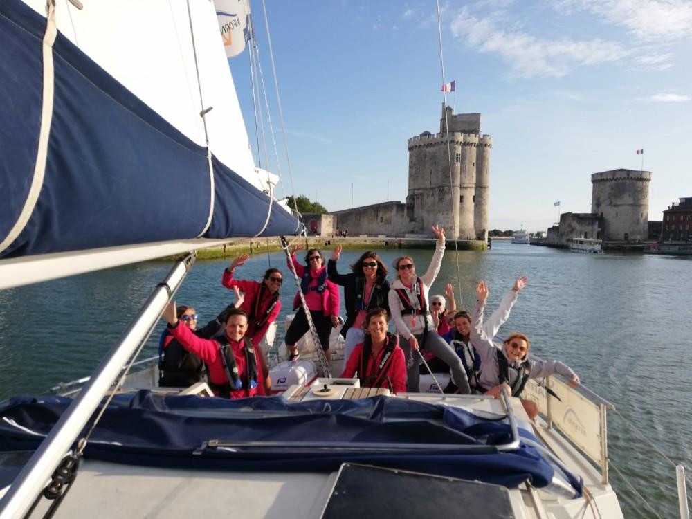 Bootsverleih La Rochelle günstig Gallart 13.50 MS