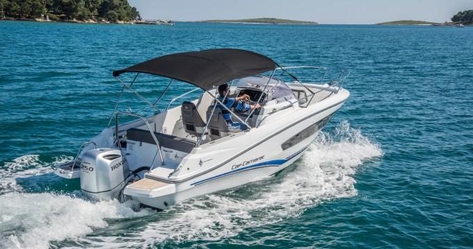Motorboot mit oder ohne Skipper Jeanneau mieten in Medulin