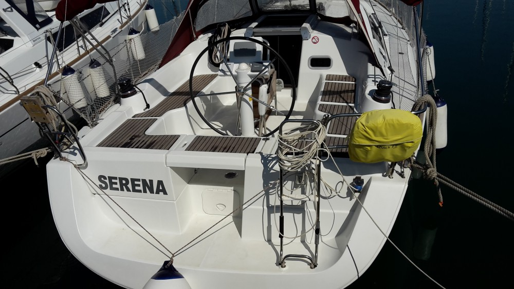 Bootsverleih Bénéteau Oceanis 37 Medulin Samboat