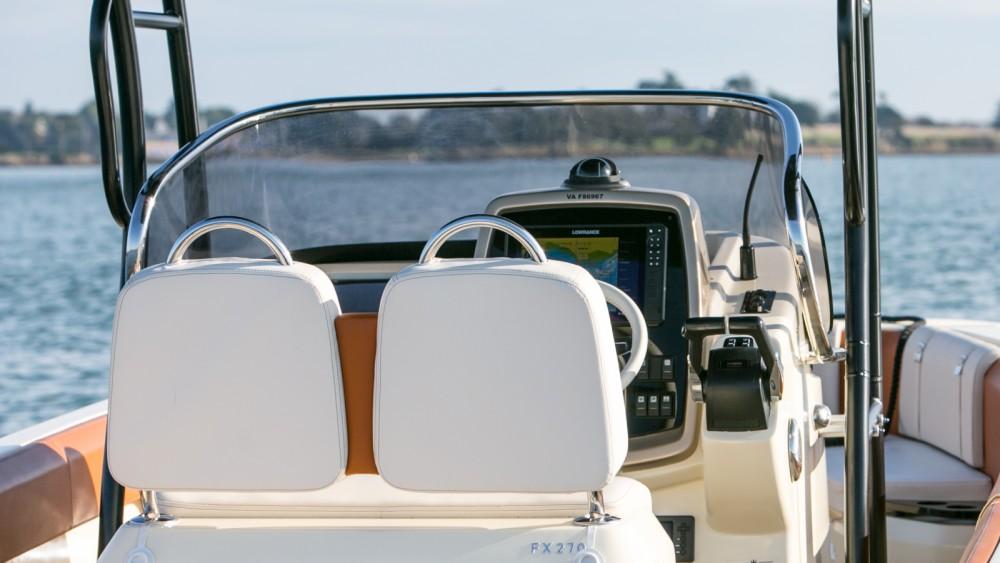 Yacht-Charter in Vannes - Invictus  Invictus 270 FX auf SamBoat