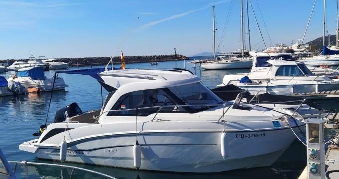 Motorboot mieten in Cambrils - Bénéteau Antares 7