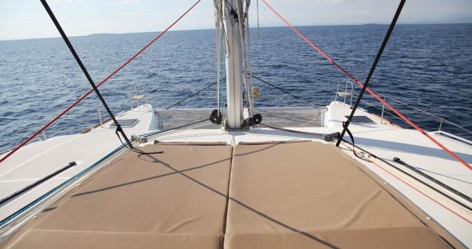 Bootsverleih Athen günstig Lagoon 450