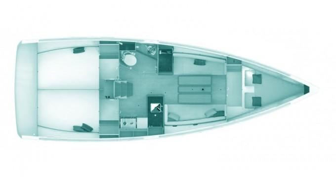 Segelboot mieten in Skópelos zum besten Preis