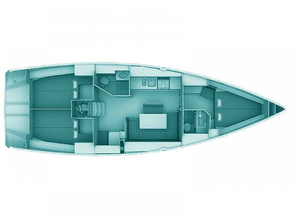 Yacht-Charter in Skópelos - Bavaria Bavaria Cruiser 40 auf SamBoat