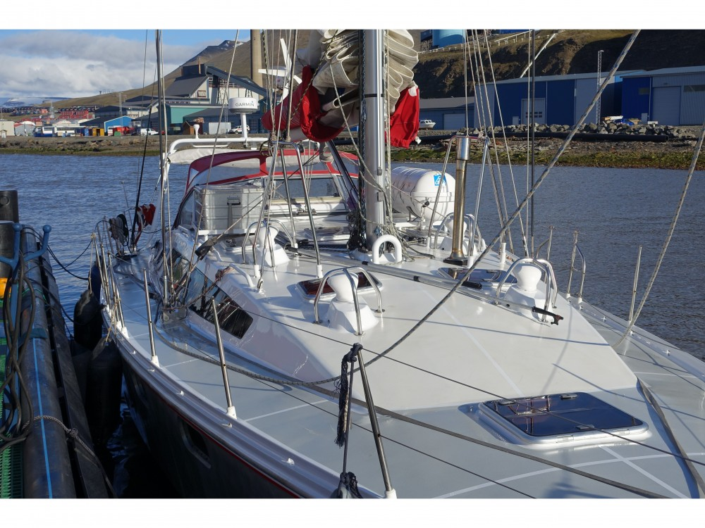 Segelboot mit oder ohne Skipper Alubat mieten in Longyearbyen
