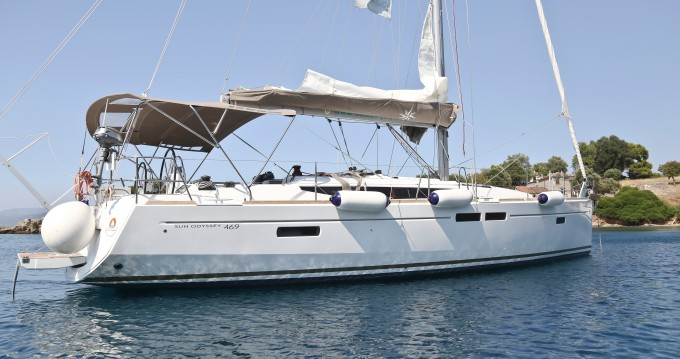 Yacht-Charter in Volos - Jeanneau Sun Odyssey 469 auf SamBoat