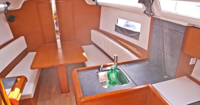 Segelboot mieten in Volos - Jeanneau Sun Odyssey 349