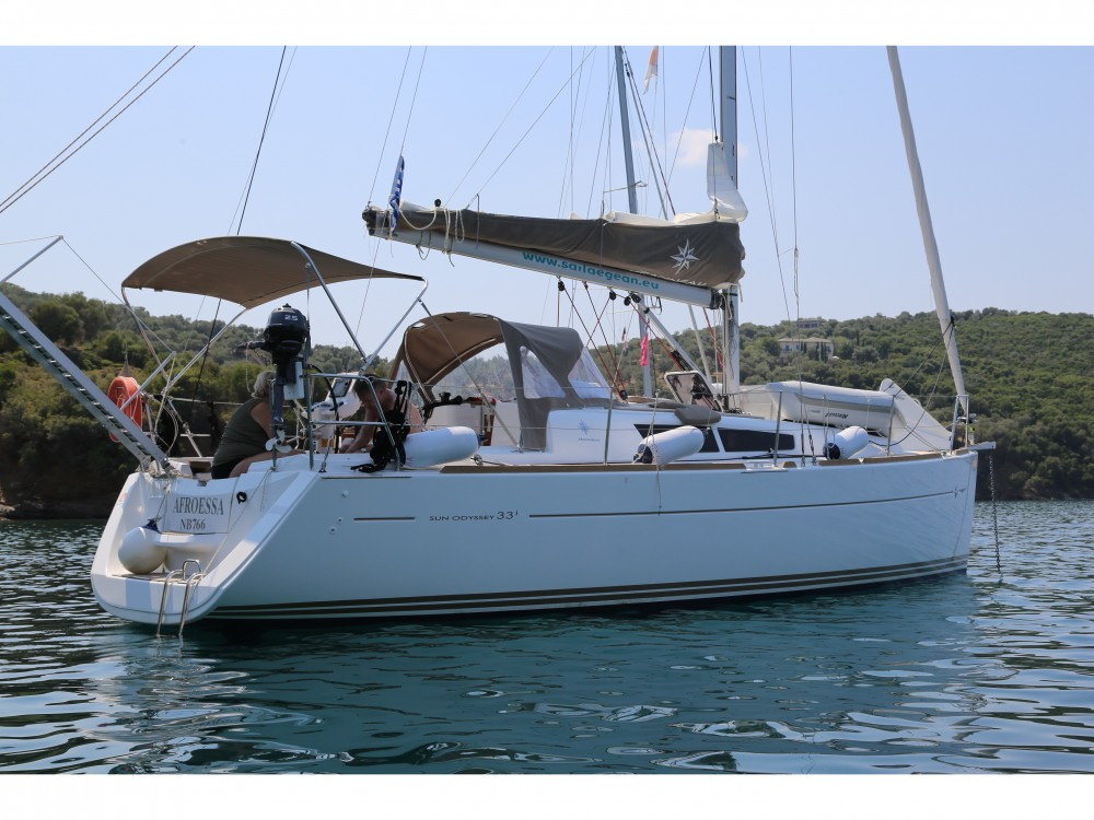 Bootsverleih Jeanneau Sun Odyssey 33i Skópelos Samboat