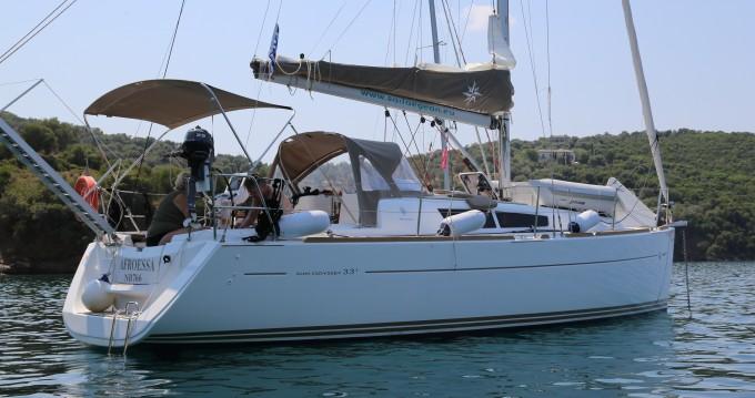 Segelboot mit oder ohne Skipper Jeanneau mieten in Skópelos