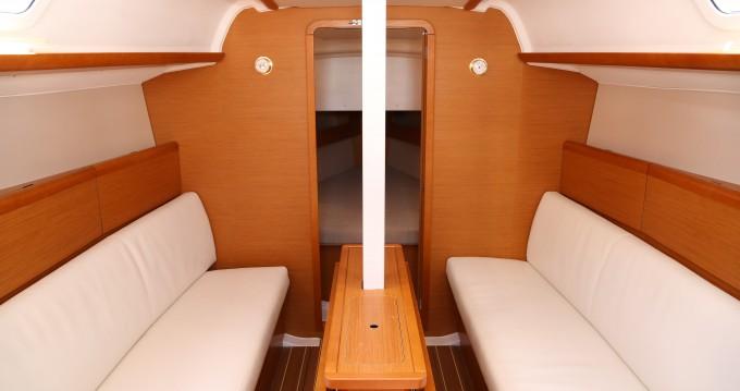 Segelboot mieten in Skópelos - Jeanneau Sun Odyssey 33i