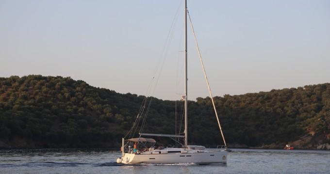 Yacht-Charter in Skópelos - Jeanneau Sun Odyssey 439 auf SamBoat