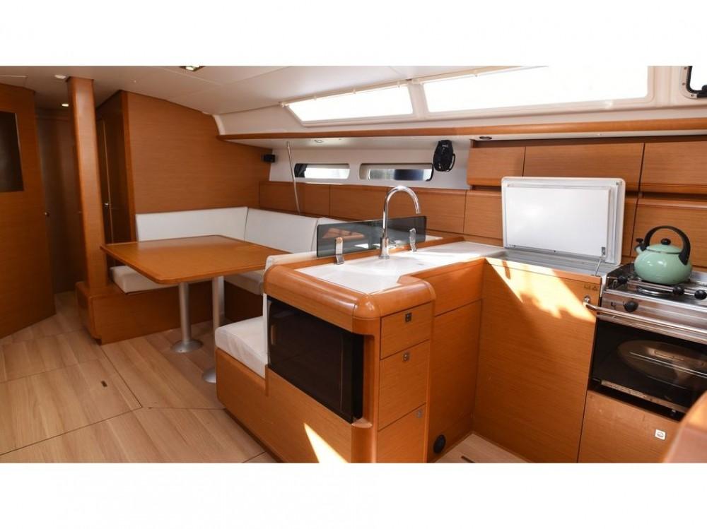 Segelboot mieten in Volos - Jeanneau Sun Odyssey 439