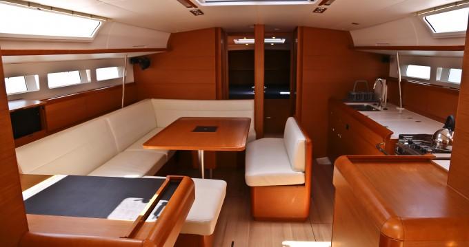 Bootsverleih Jeanneau Sun Odyssey 509 Volos Samboat