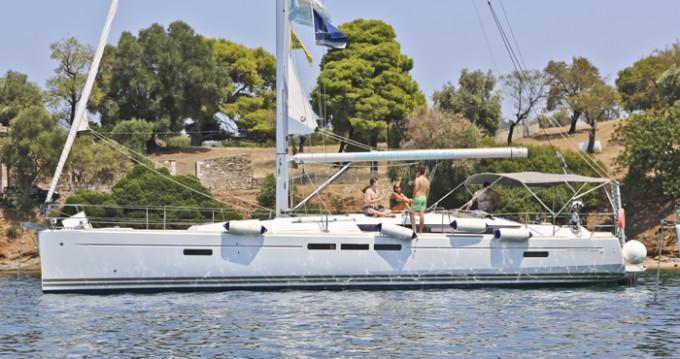 Bootsverleih Volos günstig Sun Odyssey 509