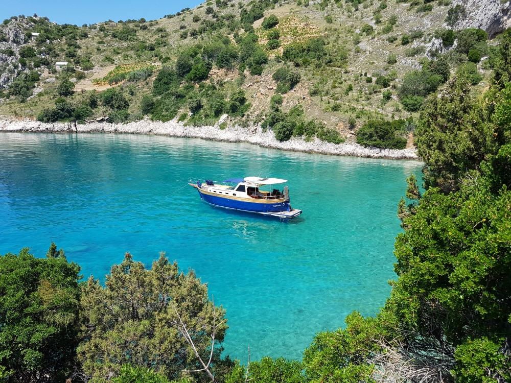 Motorboot mieten in Split -  Leut