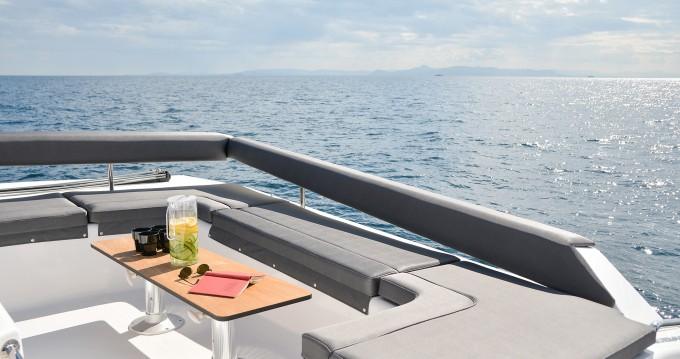 Yacht-Charter in Parikia - Dufour Dufour 48 Catamaran auf SamBoat