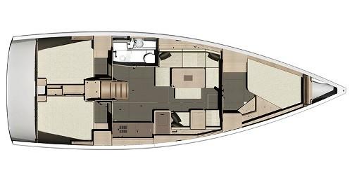 Yacht-Charter in Veruda - Dufour Dufour 410 (3c-1h) auf SamBoat