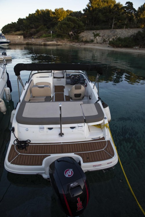 Bootsverleih Bayliner VR5 OE Mandelieu-la-Napoule Samboat