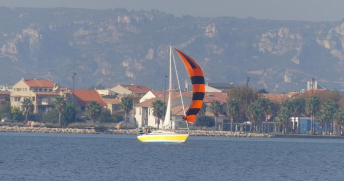 Segelboot mieten in Berre-l'Étang - Kelt Kelt 8M