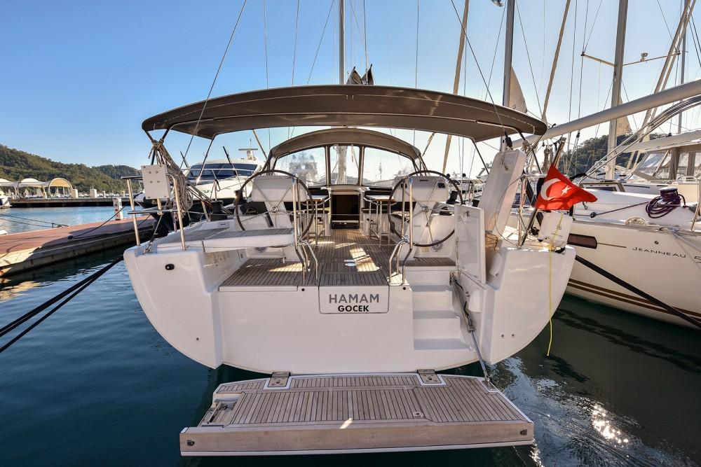 Yacht-Charter in Muğla - Hanse Hanse 508 - 5 + 1 cab. auf SamBoat
