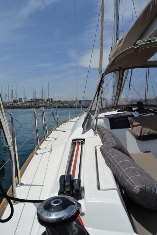 Segelboot mieten in Valencia zum besten Preis