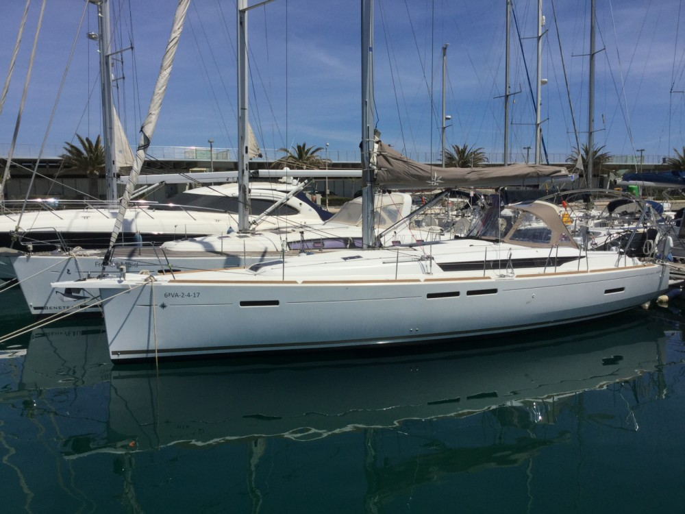 Bootsverleih Jeanneau SUN ODYSEEY 449 Valencia Samboat