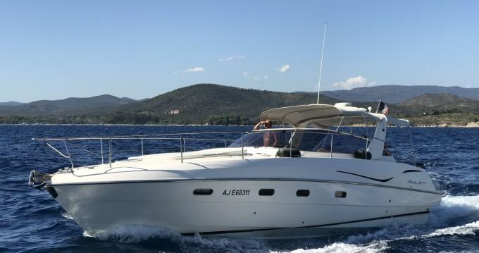Vermietung Motorboot Fiart mit Führerschein