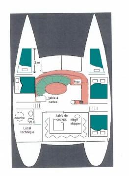 Bootsverleih Sanary-sur-Mer günstig Tobago 35