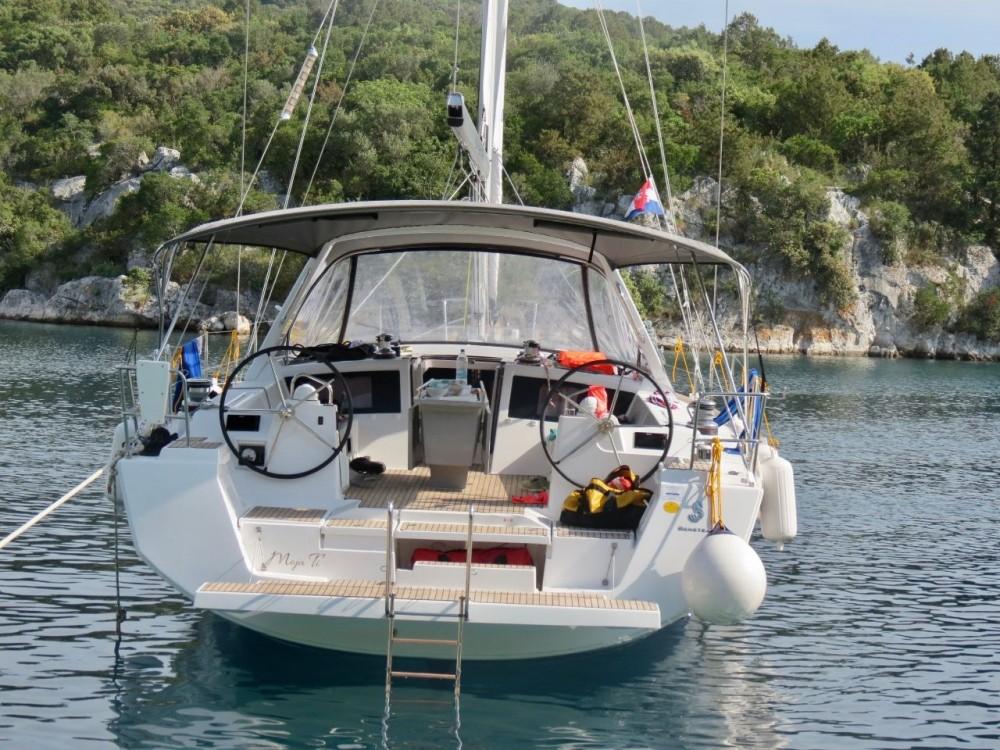Bootsverleih Croatie günstig Oceanis 48 - 5 cab.