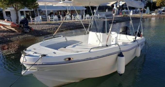 Motorboot mit oder ohne Skipper AM Yacht mieten in Lefkada (Island)